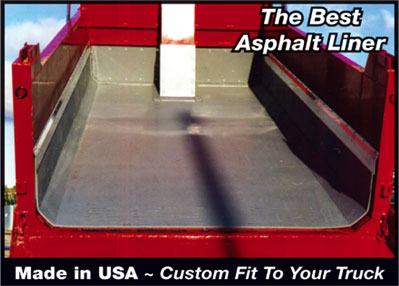The worlds best asphalt liner